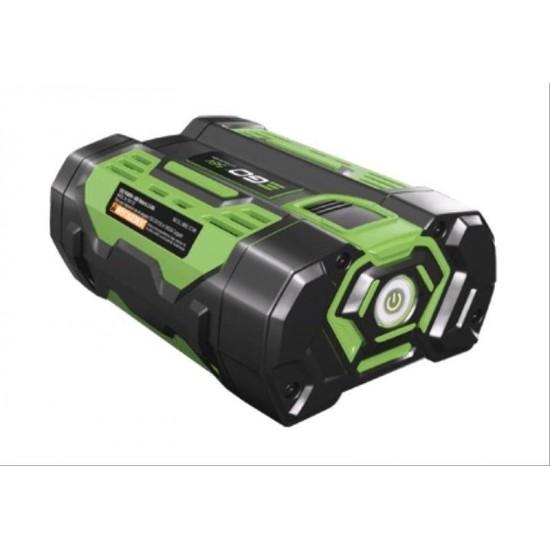 EGO Bladblazer Kit LB6002E    Promotie Kit (5Ah+snellader)
